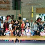 End of term Pirate Party