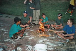 White Horse Cub Pack Activities